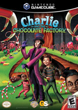 Charlie And The Chocolate Factory GameCube