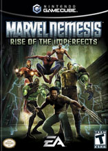 Marvel Nemesis: Rise of the Imperfects GameCube