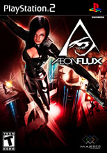 Aeon Flux PS2