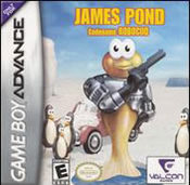 James Pond: Codename Robocod GBA