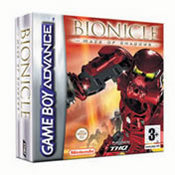 Bionicle: Maze of Shadows GBA