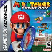 Mario Tennis: Power Tour GBA