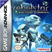 Rebelstar: Tactical Command GBA