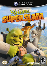 Shrek Superslam GameCube