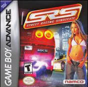 Street Racing Syndicate GBA