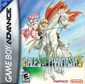 Tales of Phantasia GBA