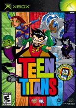 Teen Titans Xbox