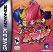 Trollz: Hair Affair GBA