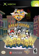 Animaniacs: The Great Edgar Hunt Xbox