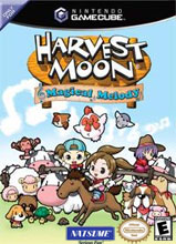 Harvest Moon: Magical Melody GameCube