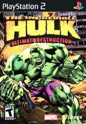 Incredible Hulk: Ultimate Destruction PS2