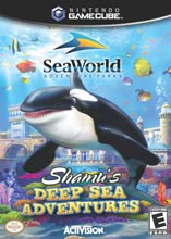SeaWorld: Shamu's Deep Sea Adventures GameCube