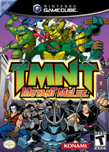 TMNT: Mutant Melee GameCube