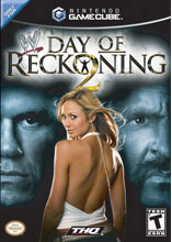 WWE Day of Reckoning 2 GameCube