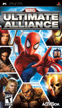 Marvel: Ultimate Alliance PSP