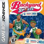 Backyard Sports: Basketball 2007 GBA