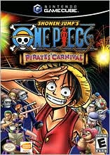 One Piece: Pirates Carnival GameCube