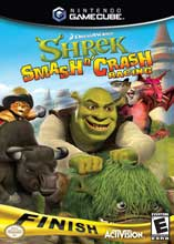 Shrek Smash 'n' Crash Racing GameCube