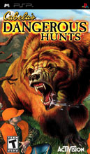 Cabela's Dangerous Hunts: Ultimate Challenge PSP