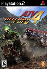 ATV Offroad Fury 4 PS2