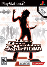 Dance Dance Revolution SuperNOVA PS2
