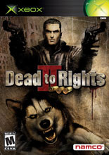 Dead to Rights II: Hell to Pay Xbox