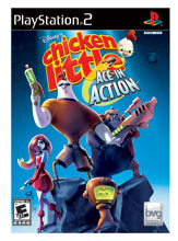 Disney's Chicken Little: Ace in Action PS2