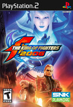 King of Fighters 2006 PS2