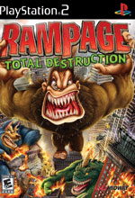 Rampage: Total Destruction PS2