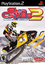 SnoCross 2: Featuring Blair Morgan PS2