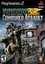 SOCOM U.S. Navy SEALs: Combined Assault PS2