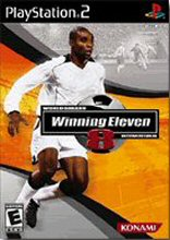 World Soccer Winning Eleven 8 International PS2