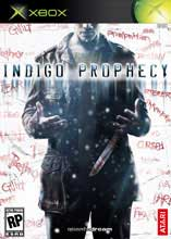 Indigo Prophecy Xbox