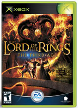 Lord of the Rings: The Third Age Xbox
