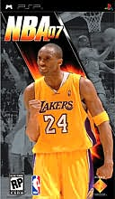 NBA 07 PSP