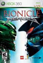 Bionicle Heroes Xbox 360