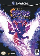 Legend of Spyro: A New Beginning GameCube