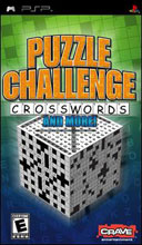 Puzzle Challenge: Crosswords & More PSP