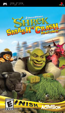 Shrek Smash 'n' Crash Racing PSP