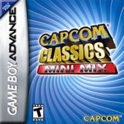 Capcom Classics: Mini Mix GBA