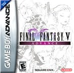 Final Fantasy V Advance GBA