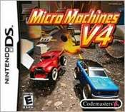 Micro Machines V4 DS