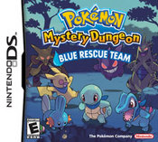 Pokemon Mystery Dungeon: Blue Rescue Team DS
