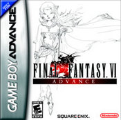 Final Fantasy VI Advance GBA