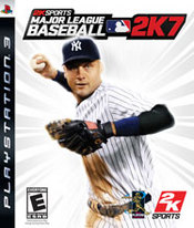 Major League Baseball 2K7 PS3