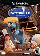 Ratatouille GameCube