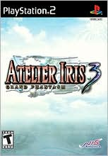 Atelier Iris 3: Grand Phantasm PS2