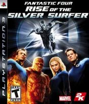 Fantastic 4: Rise of the Silver Surfer PS3